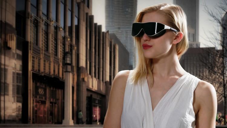 Dlodlo Announces The World's Lightest Virtual Reality Glasses