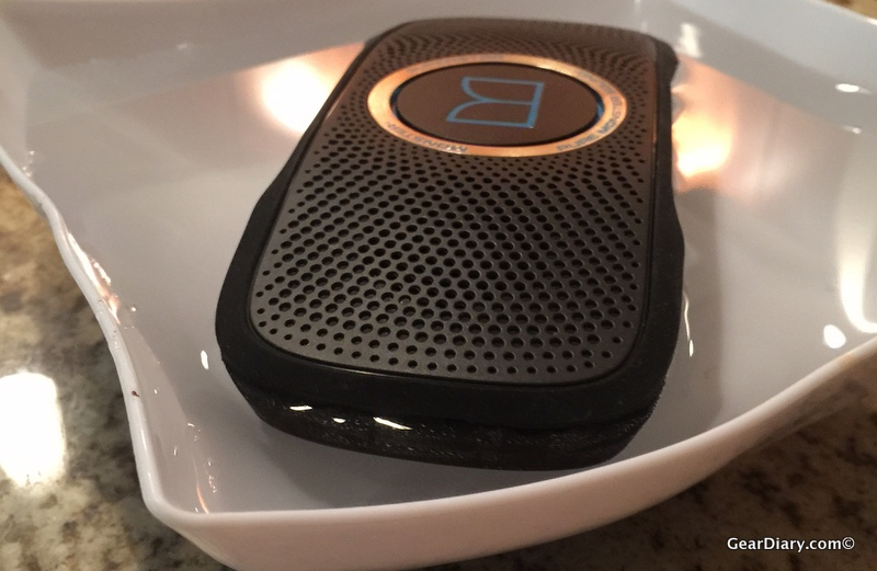 GearDiary Monster Backfloat Bluetooth Speaker Is a MUST Have Poolside This Summer