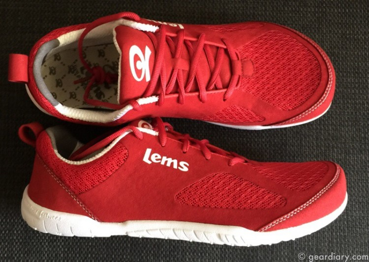 Lems Primal2 Minimalist Shoes Let You Tread Lightly with Color
