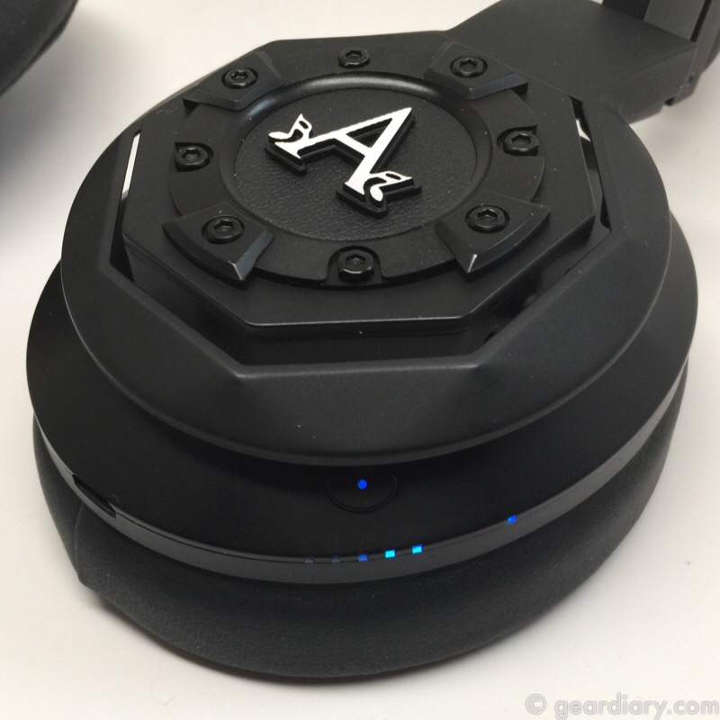 A-Audio Icon Wireless Over-Ear (ANC) Headphones