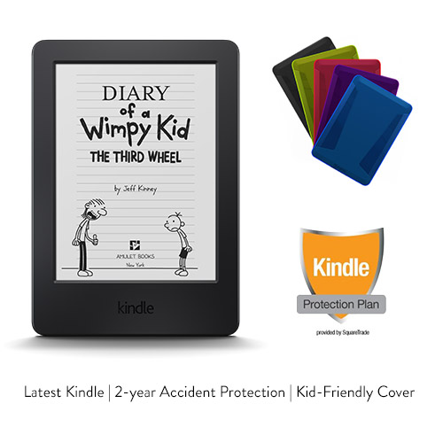 GearDiary Amazon's New Kindle for Kids Bundle Is Great for Everyone!