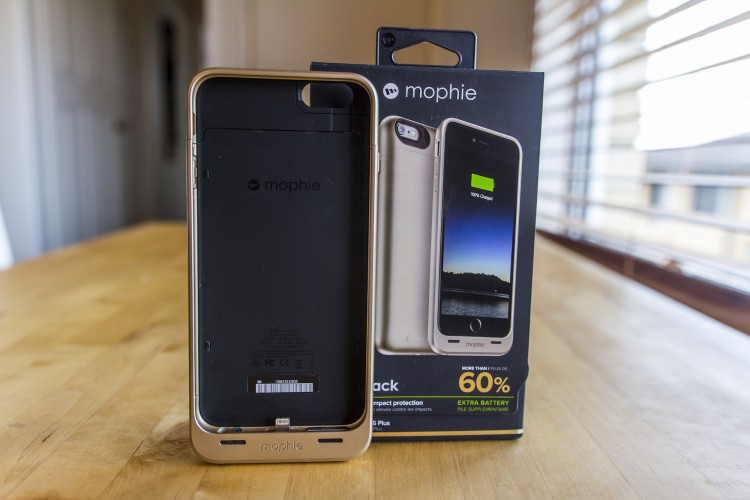 Mophie Juice Pack for iPhone 6 Plus Review