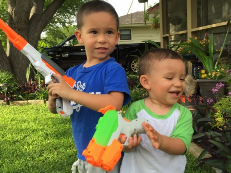 Nerf is the First Word in Summer Fun!