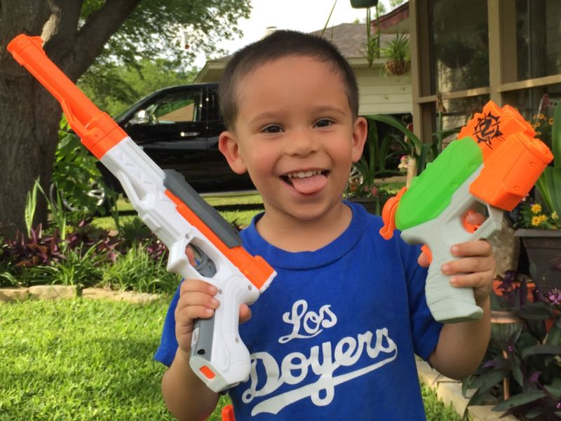 GearDiary Nerf Is the First Word in Summer Fun!