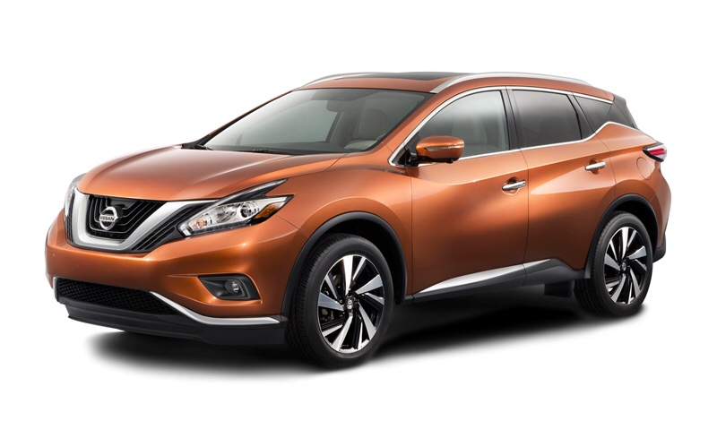How Did Nissan Invent the 2015 Nissan Murano?