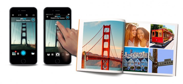 GearDiary Pictyear Is a Photo App That Can Make a Collaborative PhotoBook Instantly!