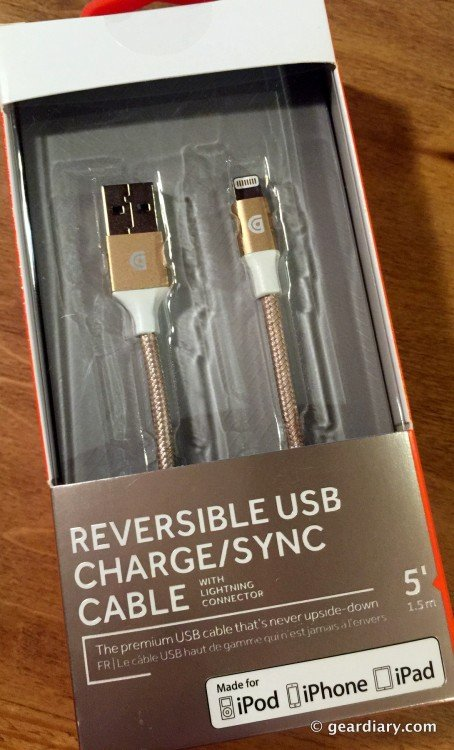 3-Gear Diary Reviews the Griffin Reversible USB Charge Sync Cable.11