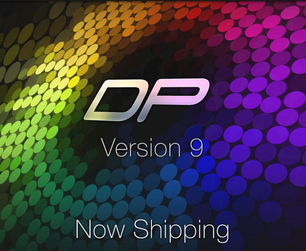 GearDiary Mark of the Unicorn Shipping Digital Performer 9 for Mac and PC!