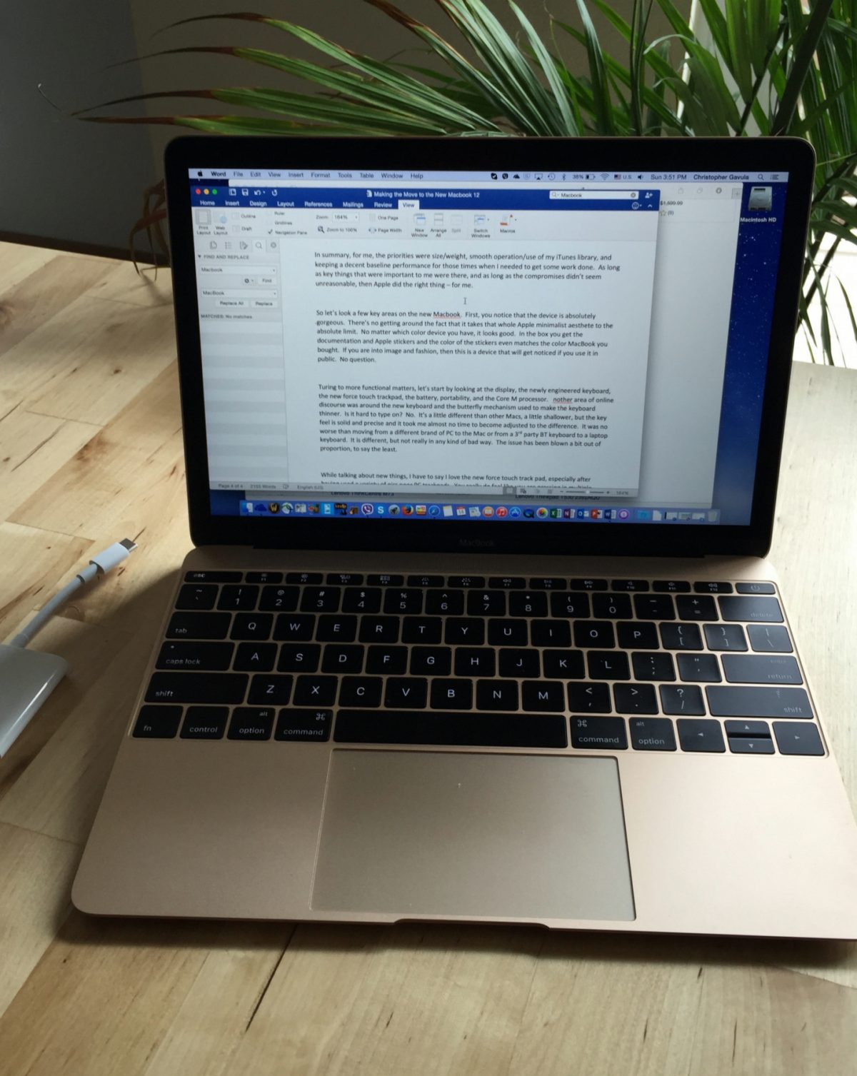 GearDiary How I Ended up Buying the New MacBook 12-inch: A Personal Review