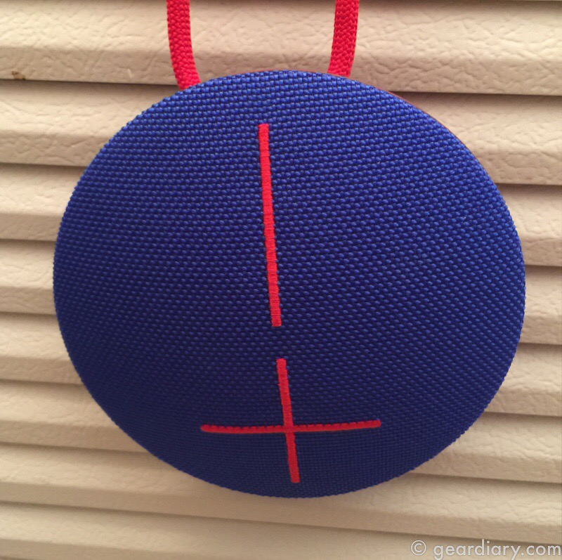 UE ROLL Is Another Amazing Bluetooth Speaker From Ultimate Ears!