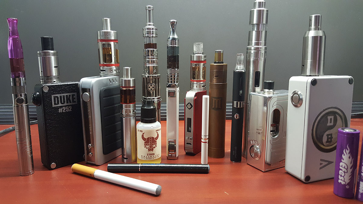 GearDiary What Is Vaping?