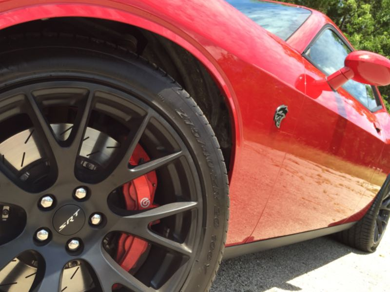 GearDiary 2015 Dodge Challenger SRT Hellcat: Hell-Oh Kitty!