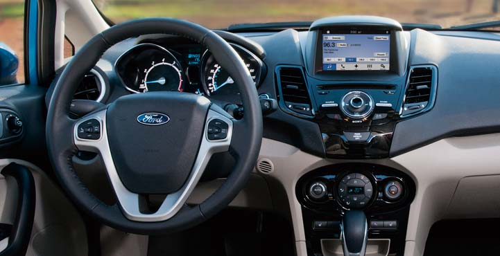 GearDiary Ford Motors Announces AppLink for SYNC 3