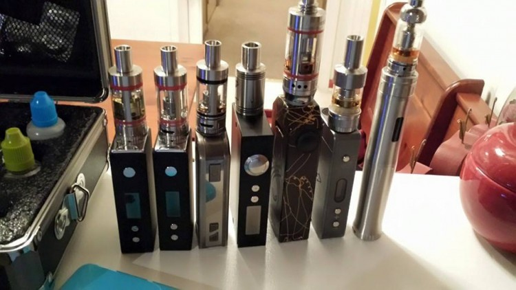 Chris Leckness Talks Vaping