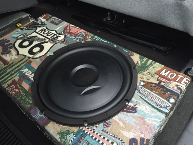 GearDiary Infinity Reference 1200S Subwoofer Is All About The Bass