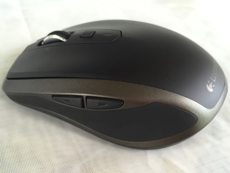 GearDiary Logitech MX Anywhere 2 Wireless Mobile Mouse: The Perfect, Portable Mouse?