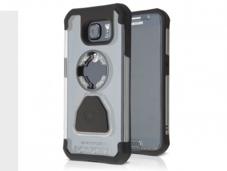 Rokform Crystal v3 case for S6/Image courtesy Rokform