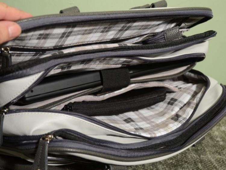 GearDiary Mobile Edge Verona Laptop Tote Is Fashionable Functionality
