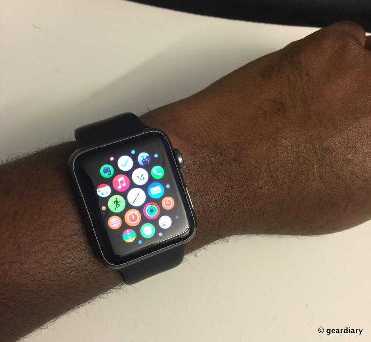 GearDiary Now You Can Walk Out of Your Local Sprint Store with an Apple Watch