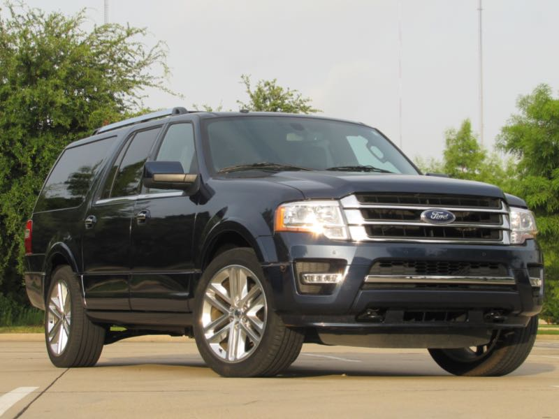 GearDiary 2015 Ford Expedition EL is the Upscale Family Truckster