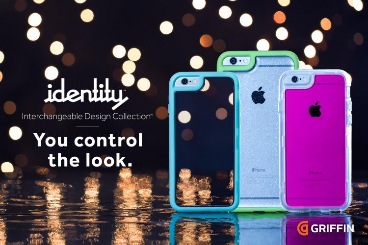 Griffin Lets You Customize Your iPhone 6 to Fit Your Identity