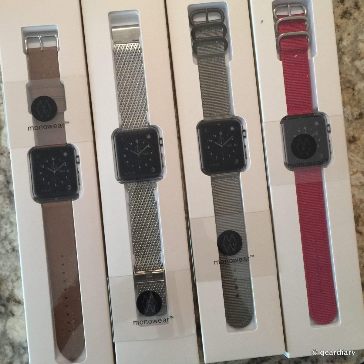 Monowear Apple Watch Accessories Apple Watch