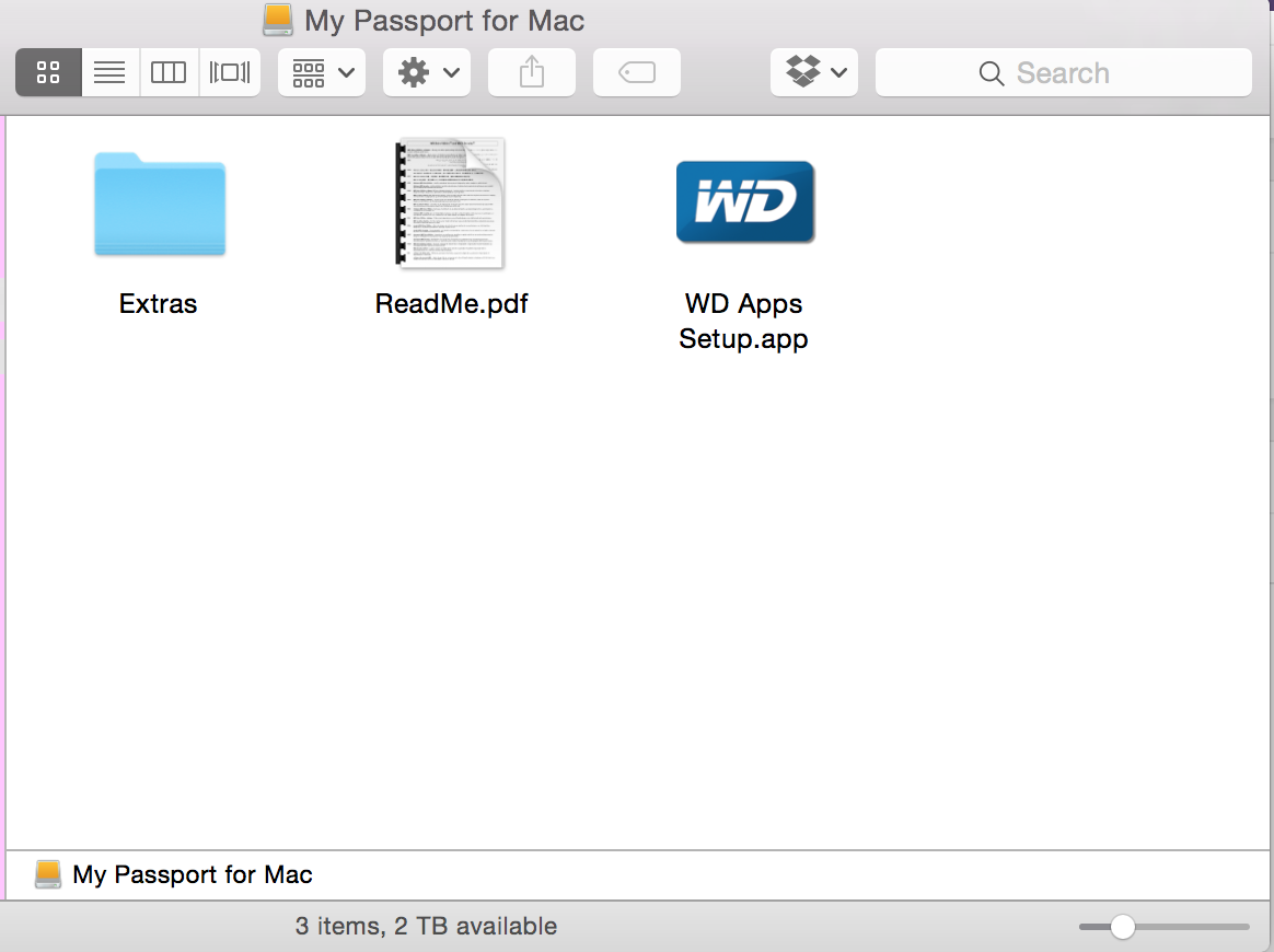 Western Digital My Passport for Mac Review: Portable