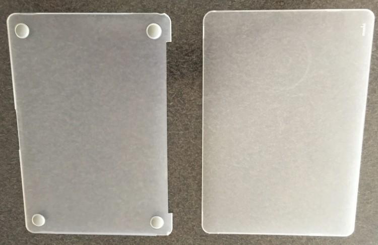 GearDiary Moshi iGlaze for the 2015 MacBook Review