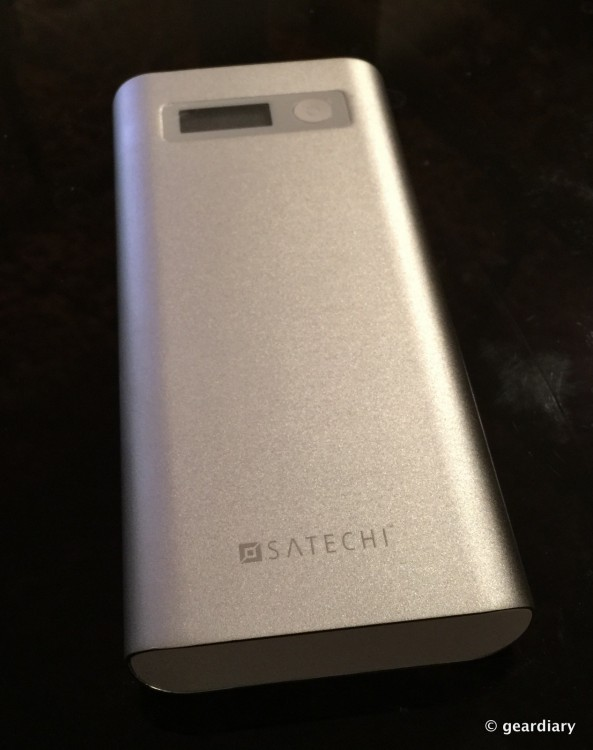 Satechi's SX20 Battery Pack Has Enough Juice to Charge FOUR of Your Devices
