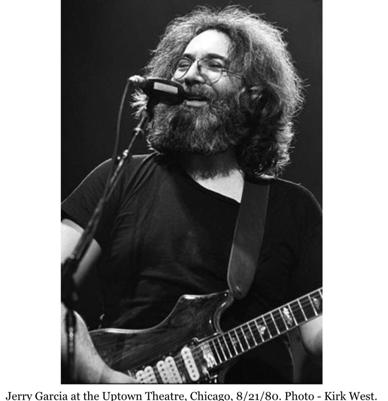 GearDiary Get to Know the Dead, Reckoning: Conversations with the Grateful Dead