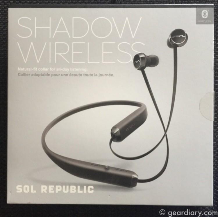 Sol Republic SHADOW Wireless Earphones Review