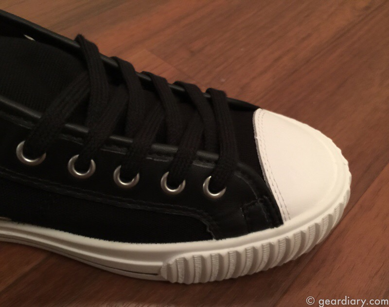 GearDiary PF Flyers Made in the USA Center HI: These Ain't Your Daddy's HiTops