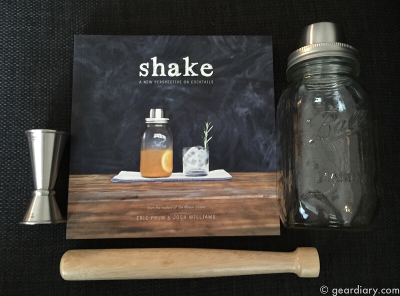 GearDiary The Mason Shaker Barware Set Is Ideal for the Hidden Mixologist in You