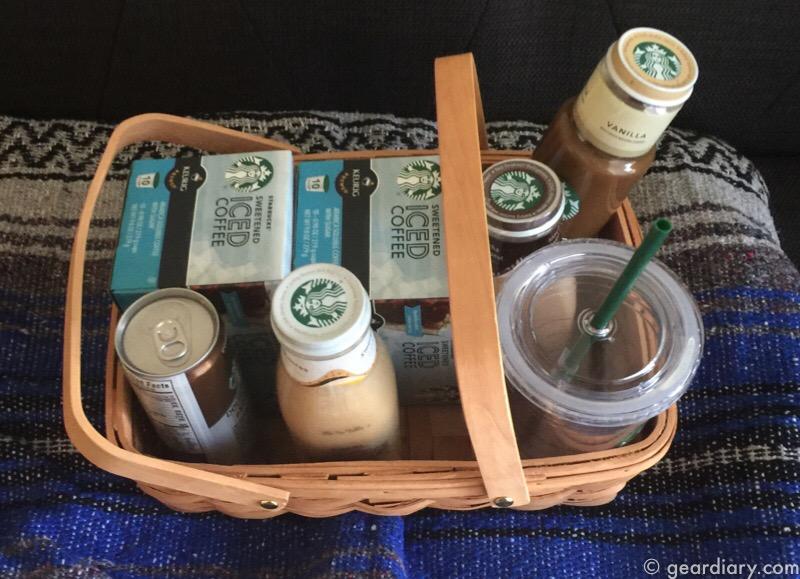 Starbucks Makes the Dog Days of Summer Taste a Bit Better #CoffeePassion