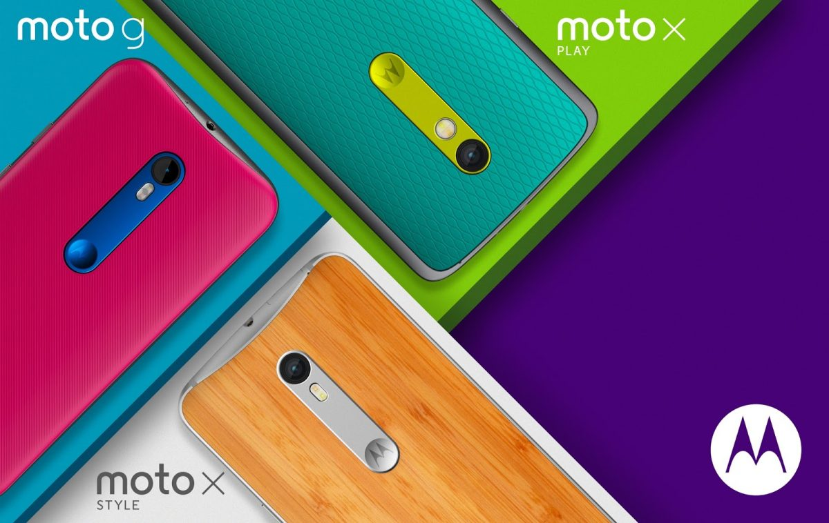 GearDiary Motorola Unveils New Moto X Style and Play Editions, Plus a New Moto G!
