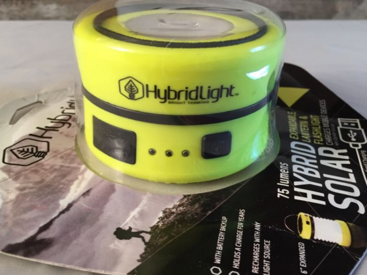 HybridLight Lantern/Flashlight Perfect for your Next Adventure
