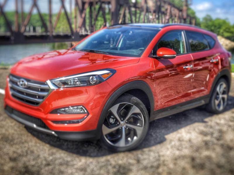 GearDiary 2016 Hyundai Tucson: Best Compact Crossover Yet?