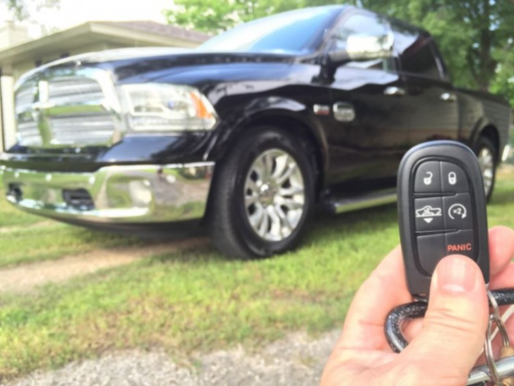 GearDiary 2015 Ram 1500 Laramie Longhorn: All Hat AND the Ranch