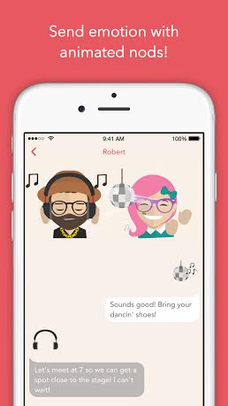 GearDiary Nod Makes Messaging Your Friends More Personal Again