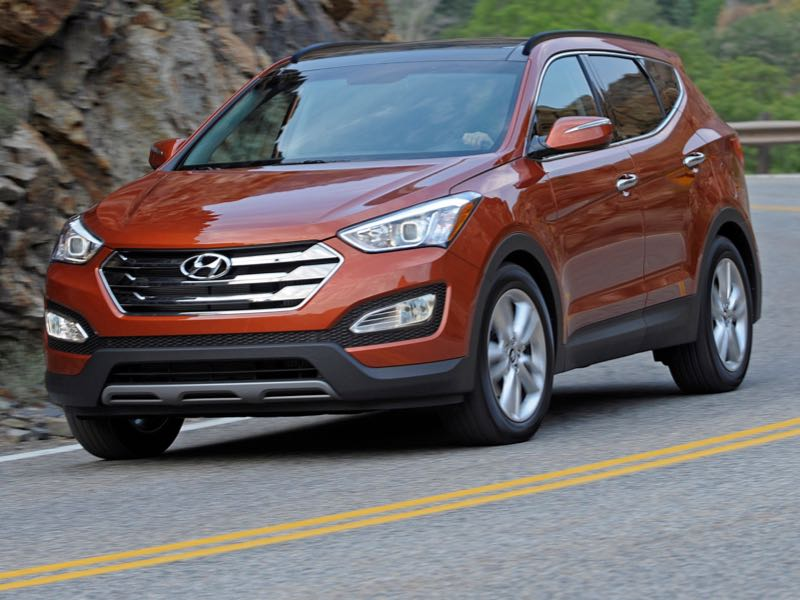 GearDiary 2015 Hyundai Santa Fe Sport Will Surprise and Delight