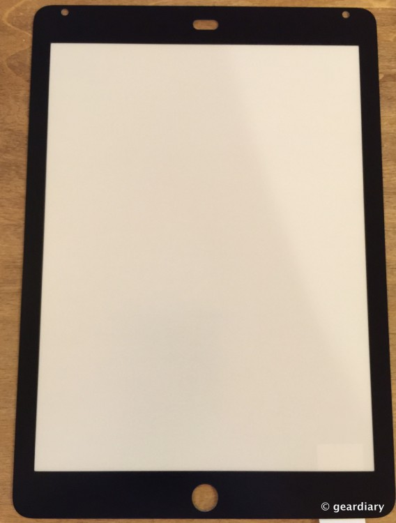 5-Gear Diary reviews the Moshi iVisor AG iPad Air 2 screen protector.23