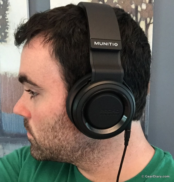 GearDiary Munitio Pro40 Headphones are the Best Headphones I've Ever Used