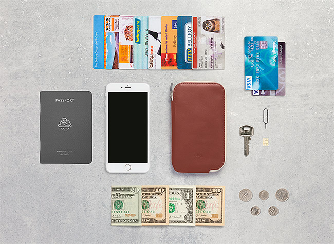 Bellroy's Elements Phone Pocket Plus is a Classy Way to Tote Your Smartphone