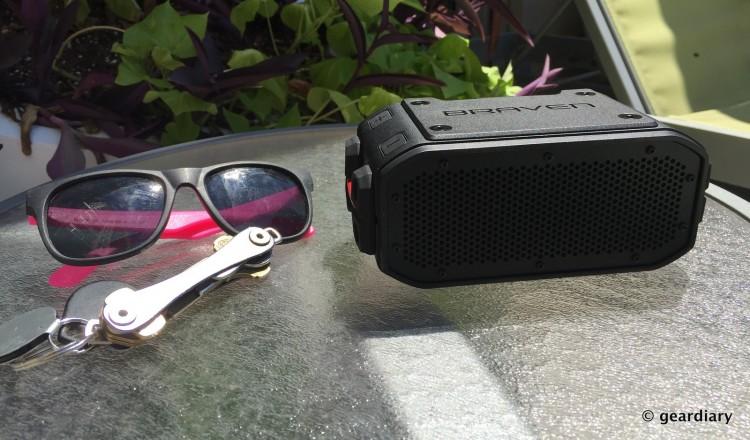 Braven's BRV-Pro Bluetooth Speaker Is the All-Terrain Speaker You Should Have