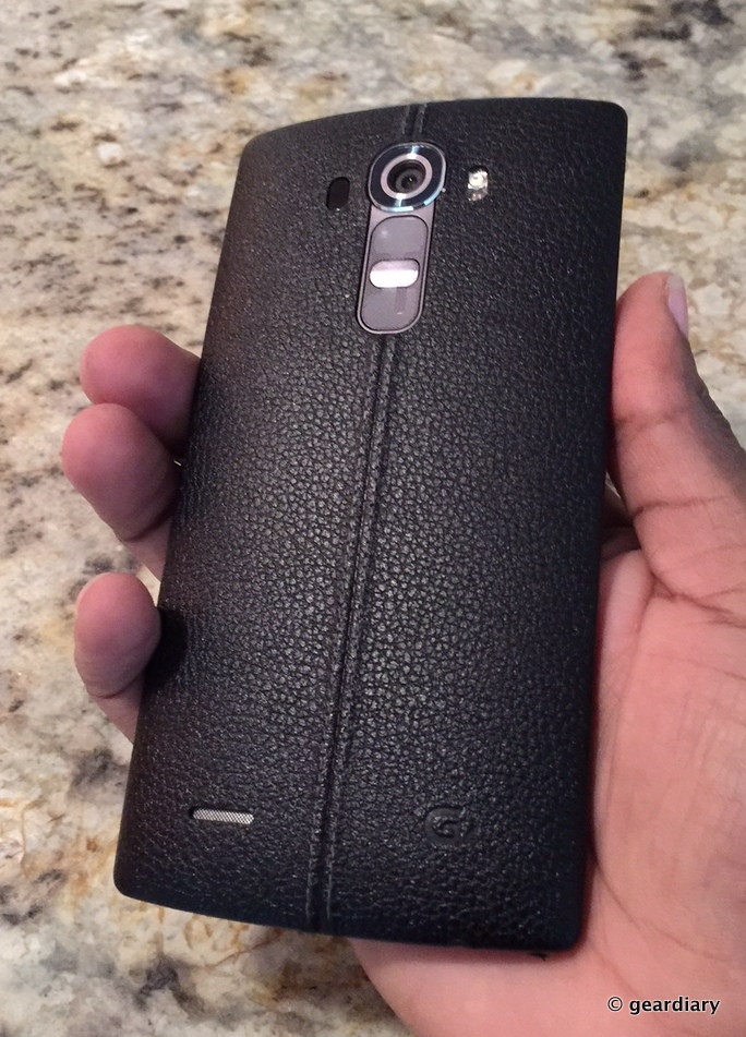 GearDiary LG G4: An Android Phone in 2015 That Finally Got It Right