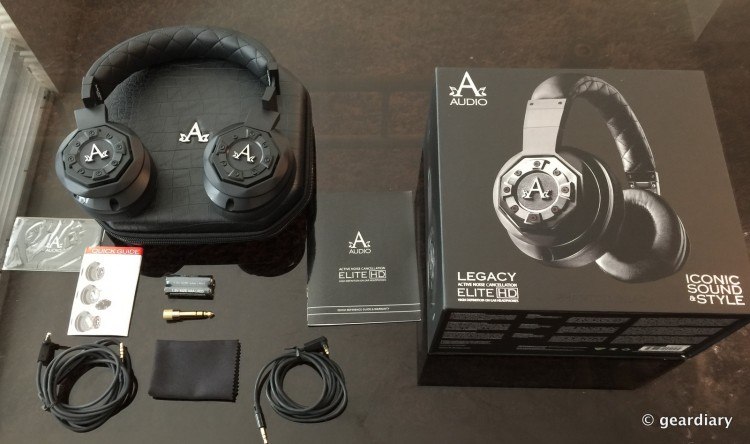 A-Audio's Legacy Headphones Should've Been Bluetooth, But Are Still A Corded Success