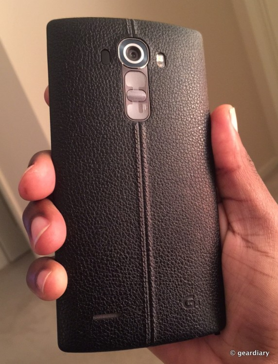 LG G4: An Android Phone in 2015 That Finally Got it Right