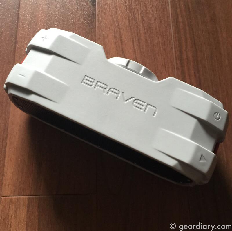 Outdoor Gear NFC Braven Bluetooth