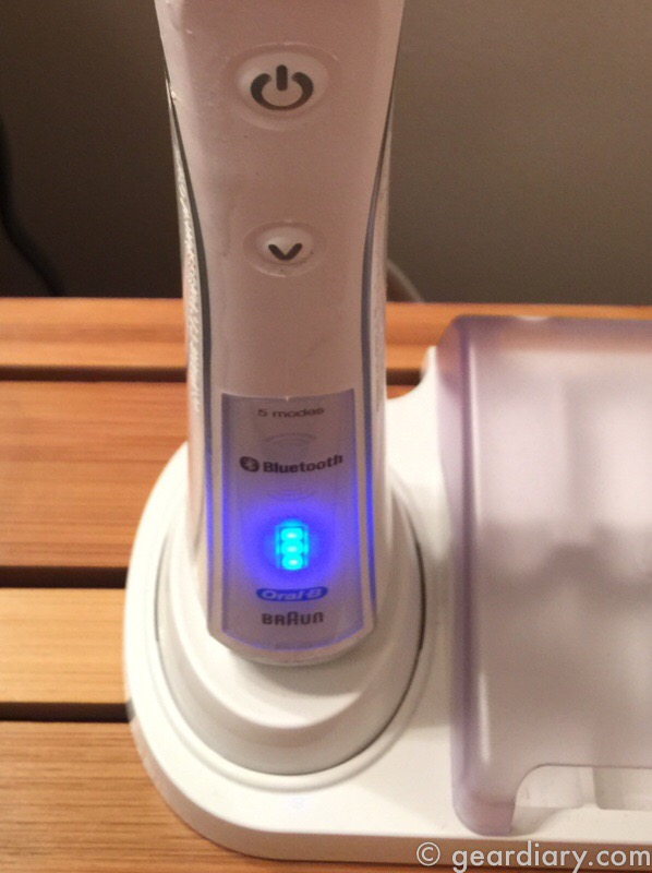 Oral-B Pro 5000 SmartSeries Electric Toothbrush Adds Bluetooth to Your Morning Routine