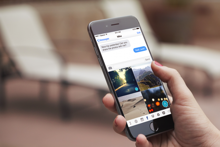 ThingThing Puts All of Your Important Content in Your Keyboard